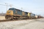 CSX 593